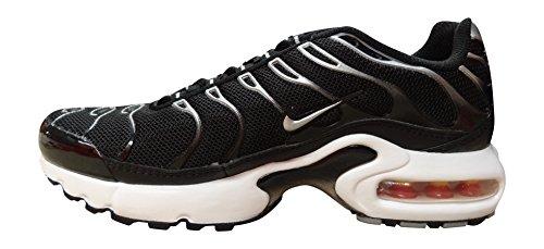 Nike Jungen Black / Metallic Silver-Black Turnschuhe Black (Schwarz / Metallic Silber-Schwarz) czsEKXEdb