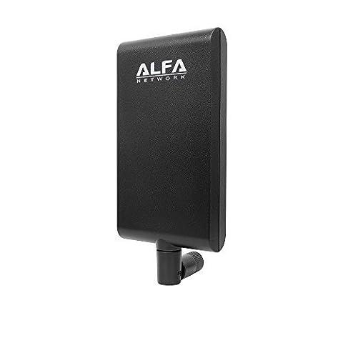 Alfa Network APA-M25 dual band 2.4GHz/5GHz 8 / 10dBi high