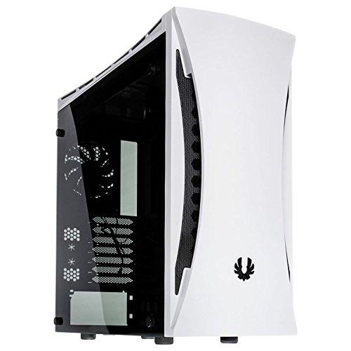 Bitfenix Midi-Tower PC-boîte Aurora blanc