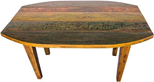 Tavoli Da Pranzo In Legno Riciclato : Guru shop tavolo da pranzo tavolo da cucina in legno di teak