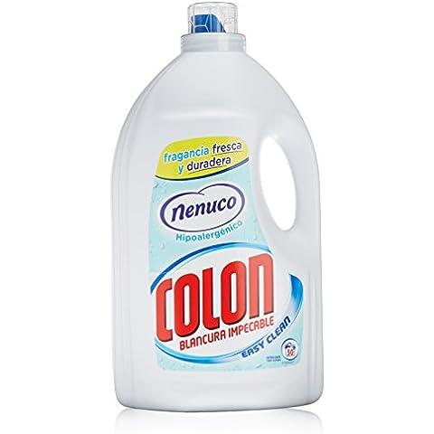 Colon Detergente liquido, 50 lavados Nenuco - 3494 ml - [pack de 2]