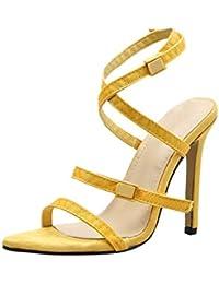 ca90156ecb0838 Suchergebnis auf Amazon.de für    - Sandalen   Damen  Schuhe ...