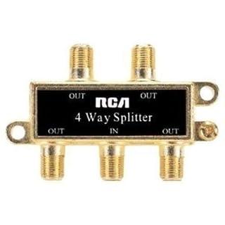 Audiovox Rca VH49N SPLITTER CABLE or Splitter-Splitter Cable/Cable Switches Switch Brass (,)
