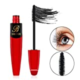 Long Lash Mascara Waterproof Natural Eyelash Mascara Black Extension Crazy Long Style Big