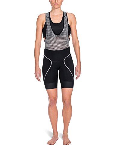 Skins Damen Bib Shorts Cycle Womens, Schwarz, XL, C84001053