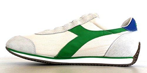 201156988C0896 Diadora Heritage Sneakers Uomo Camoscio Grigio Grigio