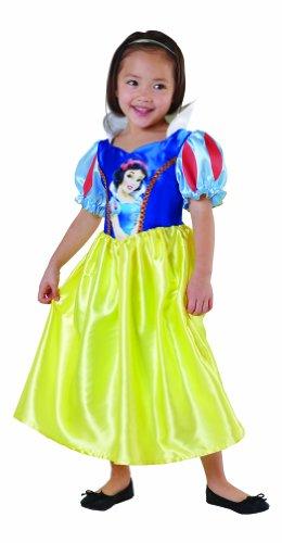 Rubie's 3 881855 M - Snow White Classic Big Print Kostüm, Größe M