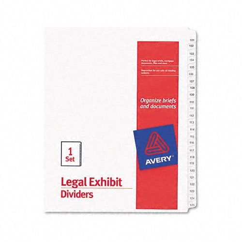 avery-products-avery-allstate-style-legal-side-tab-dividers-25-tab-101-125-letter-white-25-sold-as-1