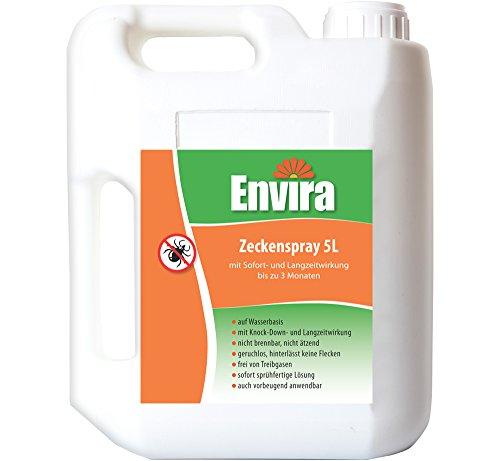 ENVIRA Zeckenschutzspray 5Ltr