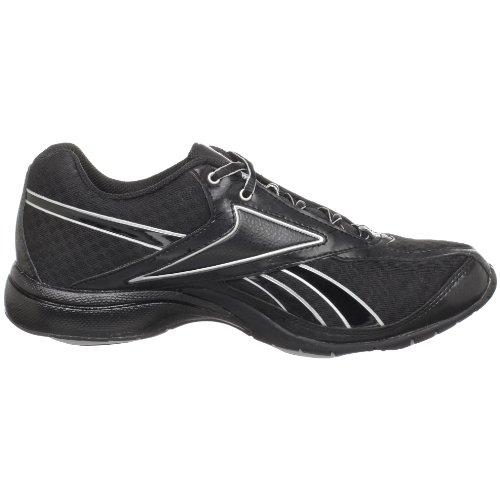 Reebok Traintone Slimm Womens Fitness Trainers / Shoes - Black Nero (nero)