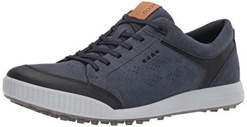 ECCO Street Retro 2.0, Chaussures de Golf Homme, Bleu (Azul...