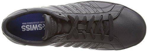 K-Swiss Belmont, Sneakers Basses homme Noir (black/black 001)