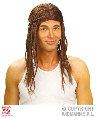 Dreadlocks Wig National 60's Fancy Dress - (60 Dress Fancy)