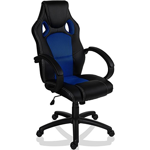 RACEMASTER 'GS Series' - Silla de escritorio/Gaming silla de despacho -...