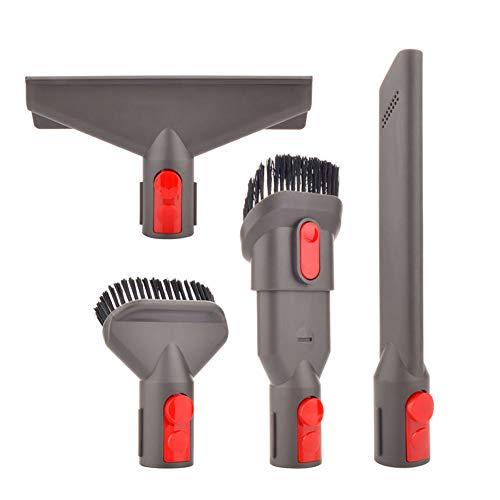 Yiliankeji Zubehör Werkzeug Kit Ersatz für Dyson V7 V8 V10 Staubsauger - Ersatzteile Bürsten Düse Werkzeuge Zubehör Set für Haus und Auto Reinigung - Auto-reinigungs-kit Für Staubsauger