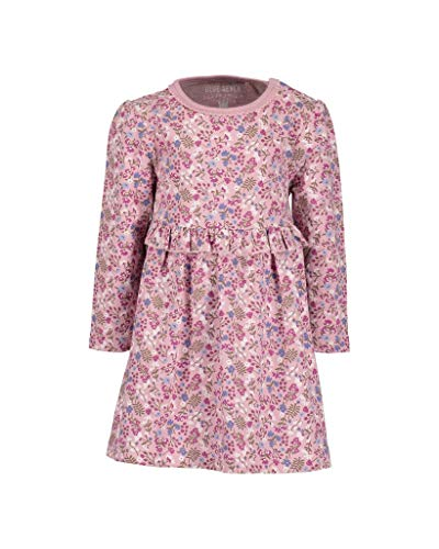 (Blue Seven Baby-Mädchen Kleid Vd-963026 X, Pink (Rosa 409), 74)