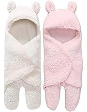 Brandonn All in 1 Ultrasoft Luxury Hooded Funny Caps Wrapper/Baby Bath Towel/Baby Blanket