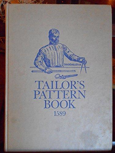 Tailor's Pattern Book, 1589: Libro de Geometria, Pratica y Traca por Juan De Alcega