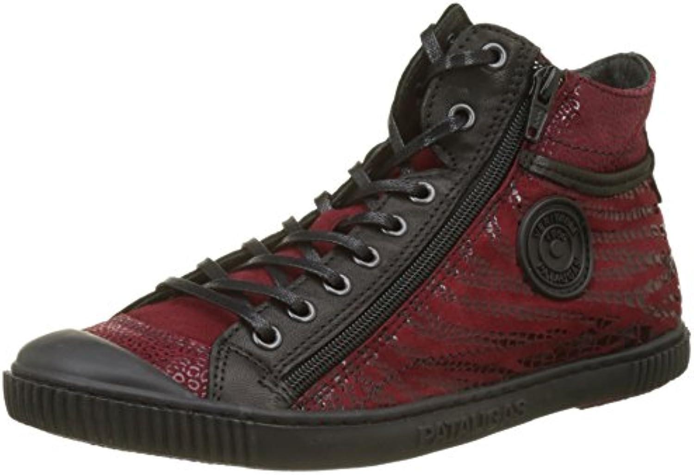 Pataugas Bono Z, scarpe da ginnastica a Collo Alto Donna | La Qualità Del Prodotto  | Maschio/Ragazze Scarpa