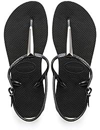 Havaianas Freedom Maxi, Sandali con Cinturino alla Caviglia Donna