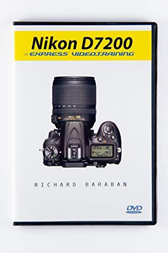Nikon D7200 Express Videotraining Nikon Dvd