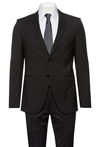 BOSS Anzug Reymond/Wenten für Herren in Schwarz, 48