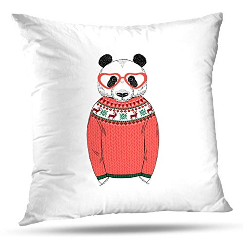 Bensontop Dekorative Throw Pillow Cover Square Kissen 18