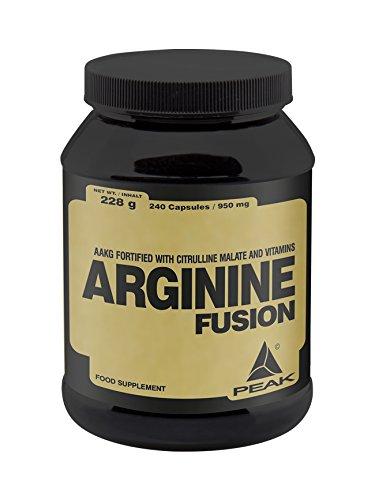 Peak Arginin Fusion, 240 Kapseln