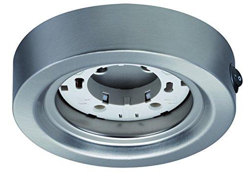 spot meuble saillie Micro Line Disc acier brossé, rond