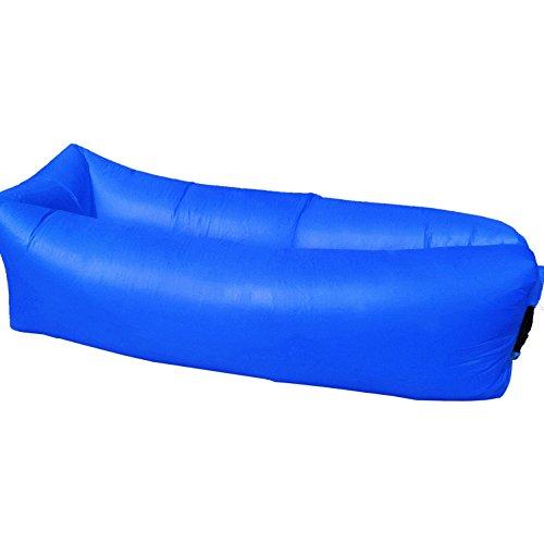 GAOJIAN Sofá inflable al aire libre de la cama Sofá cama de la compresión colchón inflable del aire que duerme el bolso portable , A