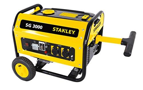 Stanley Stromgenerator, 160100340 (2500-watt-generator)