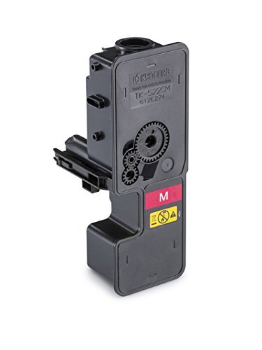 Preisvergleich Produktbild Kyocera TK-5220M Original Toner-Kartusche Magenta 1T02R9BNL1. Für ECOSYS M5521cdn, ECOSYS M5521cdw, ECOSYS P5021cdn, ECOSYS P5021cdw. Amazon Dash Replanishment-Kompatibel