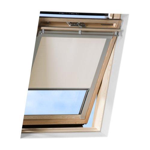 Victoria m tenda a rullo adatta per finestre per tetti for Finestre velux elettriche prezzi