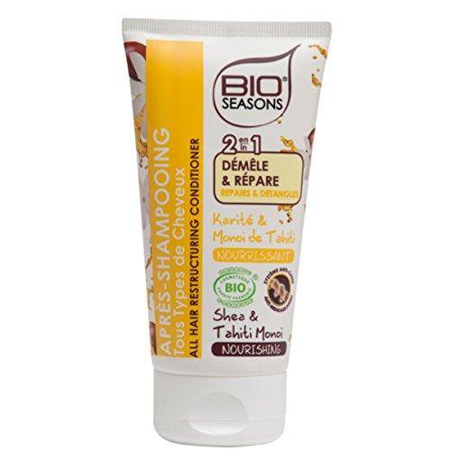BIO SEASONS Après Shampooing 2 en 1 150 ml
