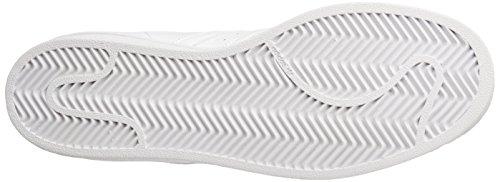 adidas Superstar Foundation, Unisex-Erwachsene Sneakers, Weiß (Ftwr White/Ftwr White/Ftwr White), EU 44 - 3
