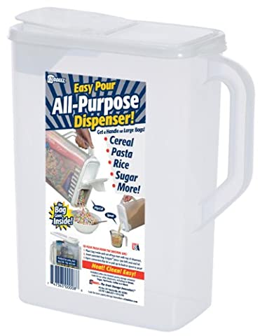 Buddeez 8qt Bag-In All-Purpose Dispenser-13.5