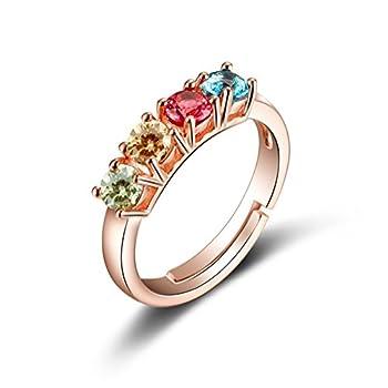 AIUIN 1pc anillo ajustable...