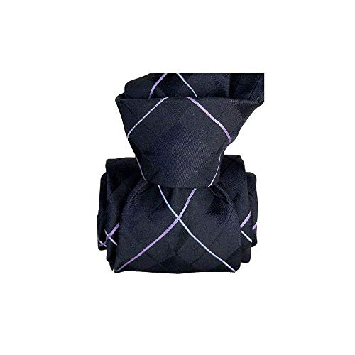 Segni et Disegni - Cravate Classique Segni Disegni, Glasgow, Carreaux