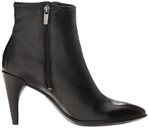 Ecco Shape 75 Pointy, Bottes Classiques Femme Noir (11001Black)