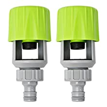 homekit Mixer Tap Hose Connector; Pack of 2 – Provides a Secure Connection to your Watering System.