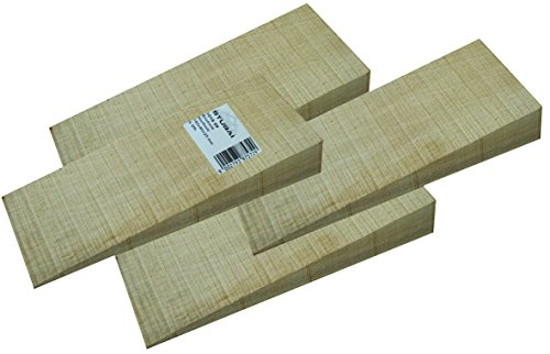Stubai Baukeile/Hartholz 6-Stück-Paket, 180 x 80 x 25 mm, 101609