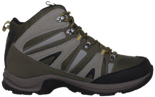 Hi-tec Condor, Chaussures de Randonnée Hautes Homme Vert (olive/warmgrey/gold)