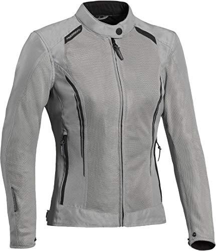 Preisvergleich Produktbild IXON Motorradjacke Cool Air Lady beige Größe XS