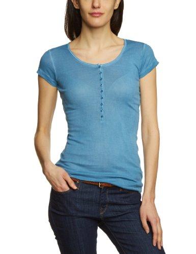 Blaumax Damen T-Shirt Paris SS Blau (8170 sea blue)