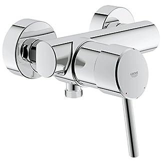 Grohe Precision Start/-/Set de ducha con grifo termost/ático y barra Ref 34597000