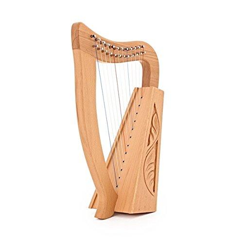 12-saitige Harfe von Gear4music