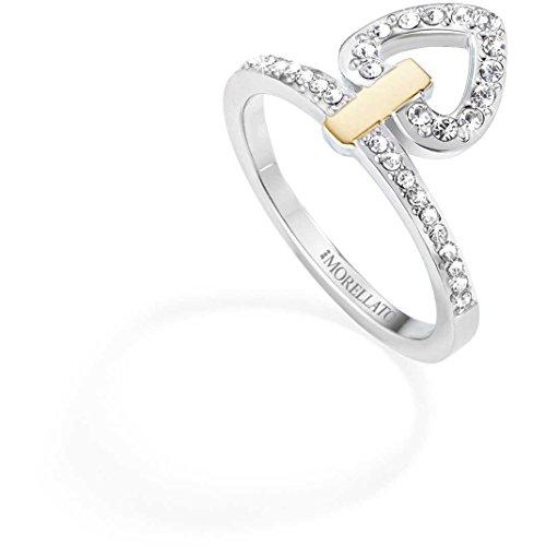 anello donna gioielli Morellato Mini misura 12 trendy cod. SAGG08012
