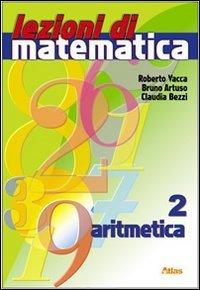 Lezioni di matematica. Per la Scuola media. Con espansione online: 2