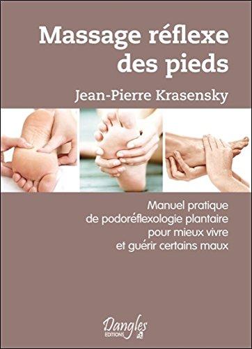 Massages reflexes des pieds
