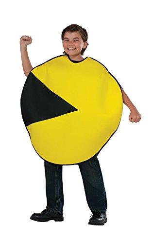Rubie 's Offizielles Kinder Offizielle Pacman–Standard